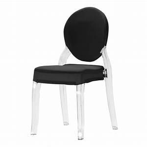 Housse Pour Chaise : housse dossier en stretch pour chaise medaillon ii ~ Teatrodelosmanantiales.com Idées de Décoration