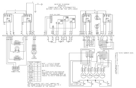 ge profile oven wiring diagram wiring diagram