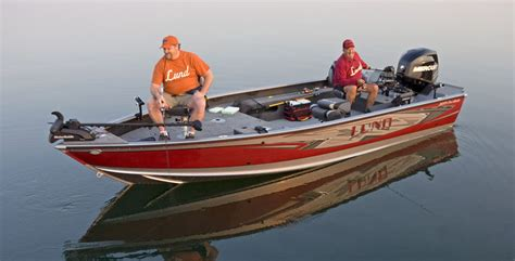Lund Boats Pro Guide by Lund 2075 Pro Guide Review Boat