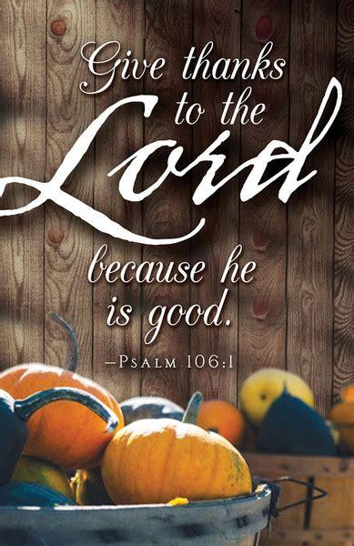 church bulletin  fall thanksgiving give
