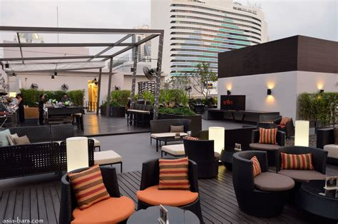 amBar- rooftop lounge & bar in Bangkok | Asia Bars ...