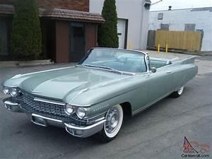 1960 Cadillac Eldorado Biarritz Convertible!!!!! Also 1959
