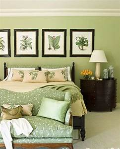 20, Cheery, Green, Bedroom, Designs, To, Leave, You, In, Awe