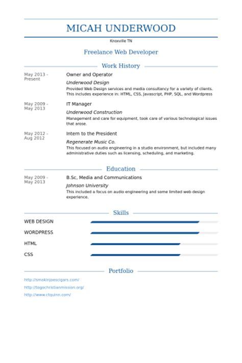 Owner Operator Resume by Owner And Operator Resume Sles Visualcv Resume