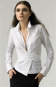donna karan collection stretch wrap shirt nordstrom