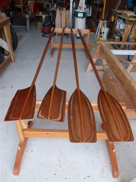 woodwork wooden oar plans  plans