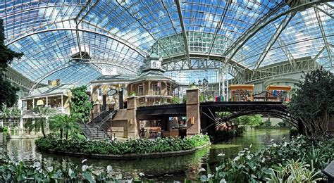 Gaylord Opryland, Convention Centre, Hotels, Malls, Restau ...