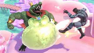Super Smash Bros Ultimate New King K Rool And Chrom
