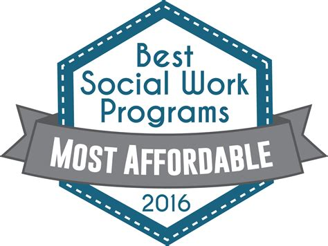 affordable accredited msw programs   east
