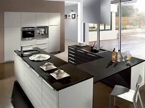 Ilot De Cuisine : cuisine lot comment r aliser un am nagement parfait blog decoration maison ~ Teatrodelosmanantiales.com Idées de Décoration