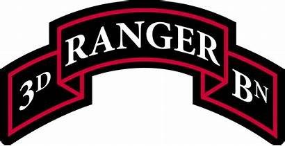 Ranger Battalion 3rd Insignia Svg States United
