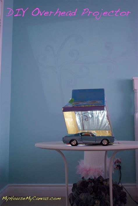 diy wall projector