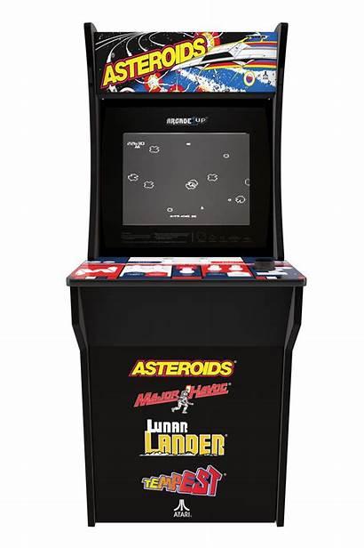 Asteroids Arcade Arcade1up Cabinet Lander Lunar Tempest