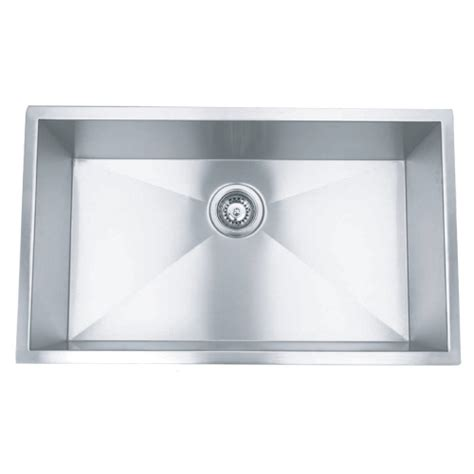 zero radius undermount sink 36 stainless steel zero radius undermount kitchen sink