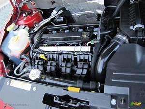 2007 Dodge Caliber Sxt 2 0l Dohc 16v Dual Vvt 4 Cylinder