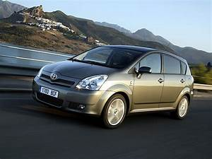 Toyota Verso Dimensions : toyota corolla verso specs photos 2004 2005 2006 2007 autoevolution ~ Medecine-chirurgie-esthetiques.com Avis de Voitures