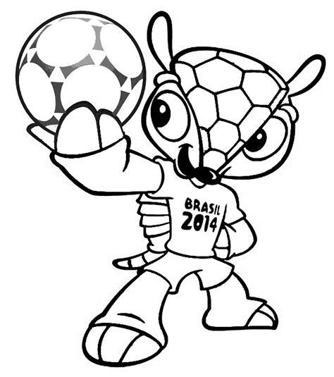 Voetbal Kleurplaat by Wk Voetbal 2014 Kleurplaten Kleurplaten Eu
