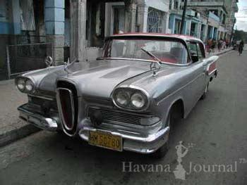 big american classic car in habana vieja cuba photos havana journal