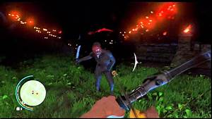 """Far Cry 3 - """"New Right of Passage"""" Ink Monster Fight ..."""