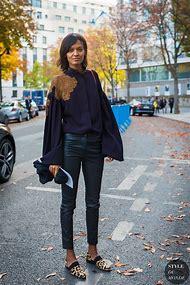 Liya Kebede Style Street