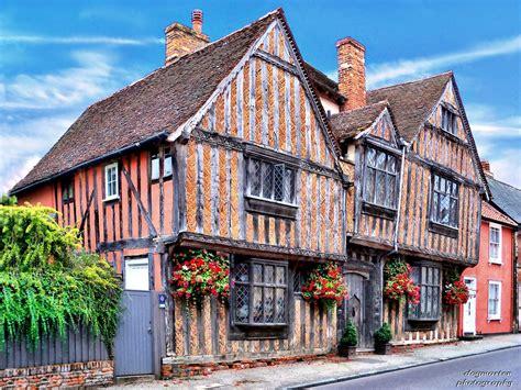 De Vere House, Lavenham   No. 60 Water Street, also known ...