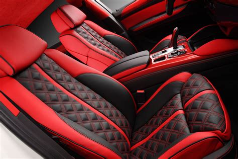Interior Bmw X6 / Topcar