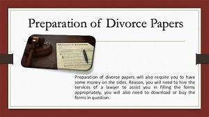 top five divorce activities that will require financial With divorce document preparation services