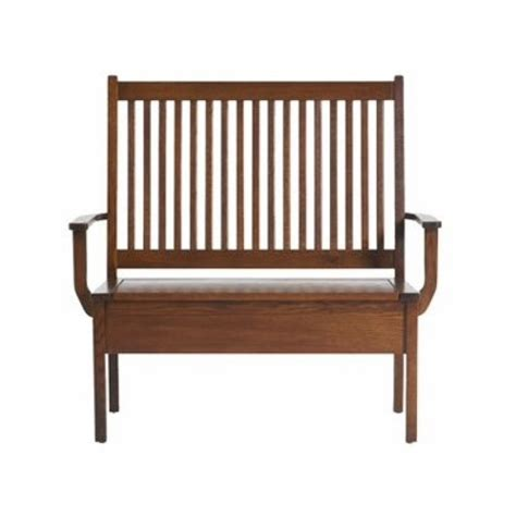 Country Style Living Room Chairs by Rustic Shaker Deacon S Bench