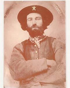 Jesse Rice, Co B, 8th Texas Cavalry. Pretty much ...