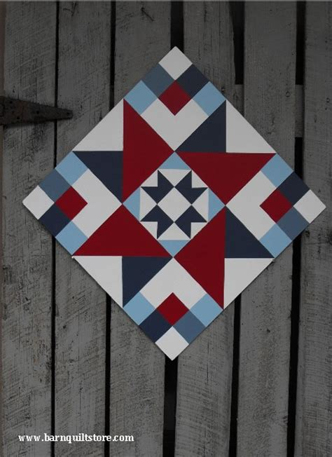 Barn Quilts Patterns Painting by Barn Quilt Patterns To Paint