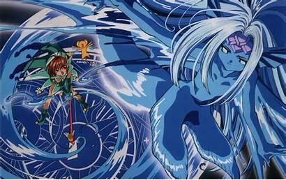 Sakura Magic Kurapika Anime Wallpapers Cardcaptor Circle