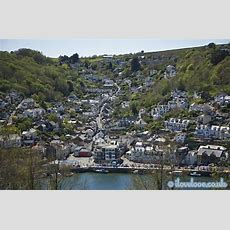 Photos Of Looe Cornwall On A Lovely Sunny Day In May