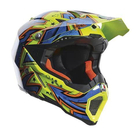agv motocross helmets agv ax 8 evo spray motocross mx helmet ebay