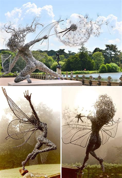 gravity defying sculptures   amaze