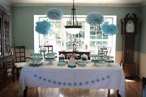 Baby shower decorating ideas - Baby Shower Decoration Ideas