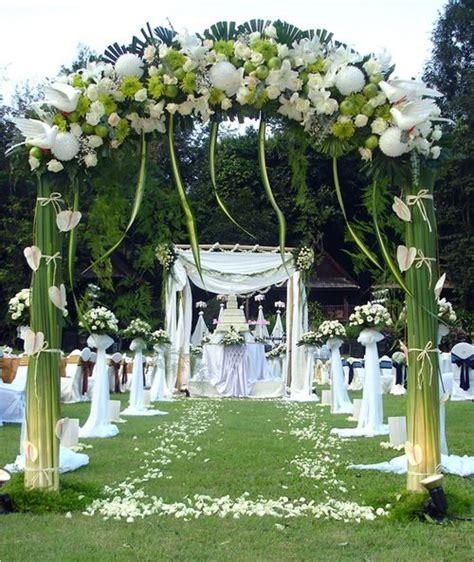 Outdoor Wedding Decorations by Wedding Find Wedding Decorations Ideas Outdoor