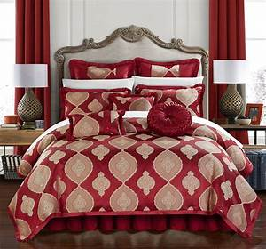 Chic, Home, Lazzel, 13, Piece, Comforter, Set, Bed, In, A, Bag