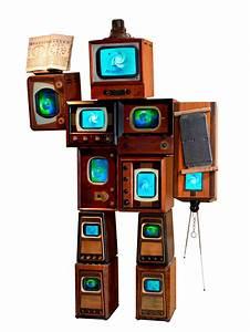 Nam June Paik39s Robot Dreams