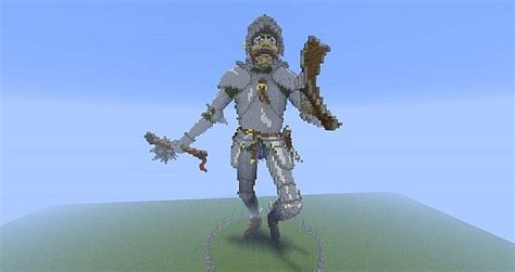 Knight Of The Voxforce (bebopvox Building Contest Entry