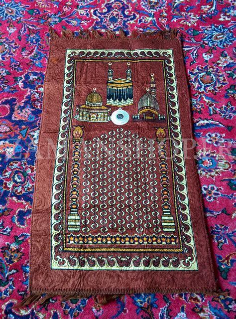 tapis de pri 232 re avec boussole acc pri 00003 zamanshop le site pour vos achats islamiques