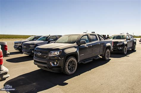 Off Road In The 2016 Chevy Colorado Duramax Trail Boss
