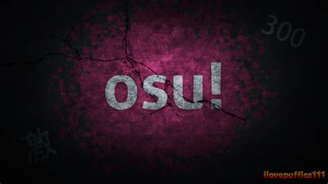 Osu Wallpaper Anime - osu hd wallpapers and background images stmed net