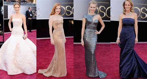 2013 Oscars: Best and Worst Dressed