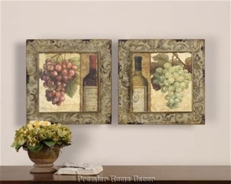 tuscan kitchen decor wine and grapes tuscan wine kitchens and