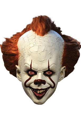 pennywise costume caufields novelty
