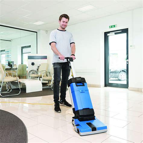 ma10 12ec upright automatic floor scrubber w carpet tool