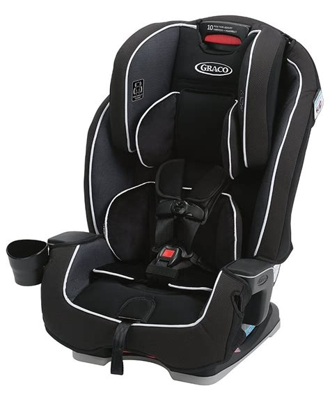 Car Seats by Graco Milestone All In 1 Car Seat 2019 Review Verdict