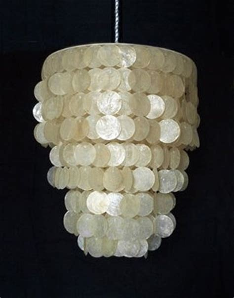 17 best images about capiz shell chandelier on