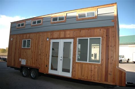 Shed Style House by 26 Tiny House Rv With Shed Style Roof By Tiny Idahomes