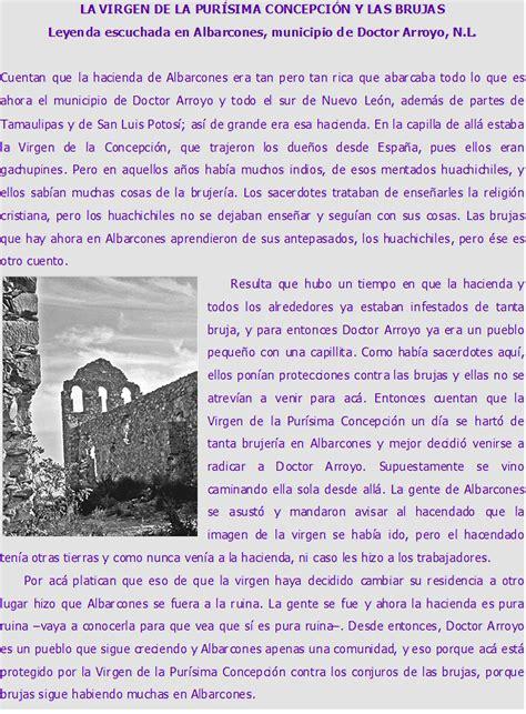 Leyendas Neoleonesas  Mitos Y Leyendas Mexicanas De